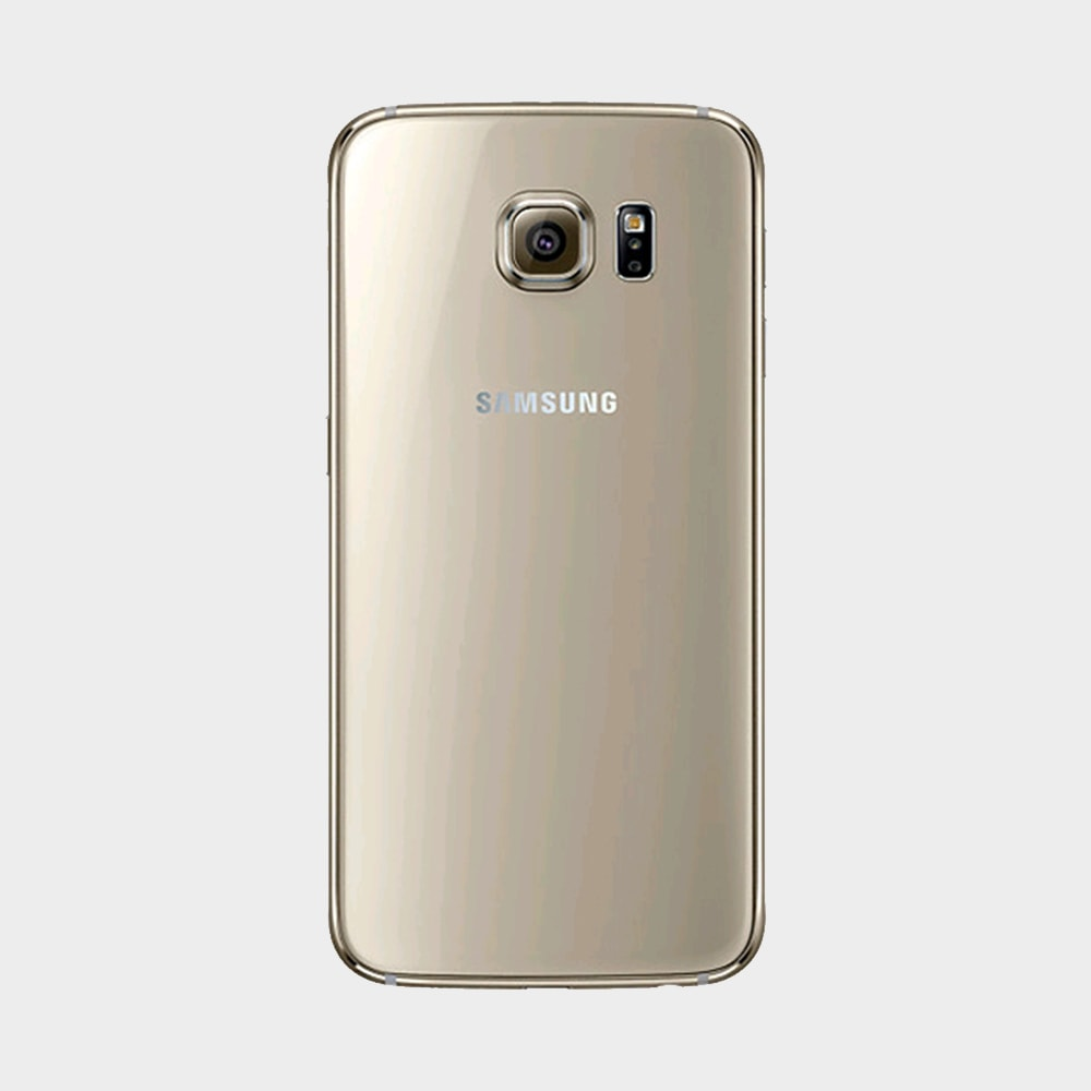 Samsung galaxy s6 gold back-min