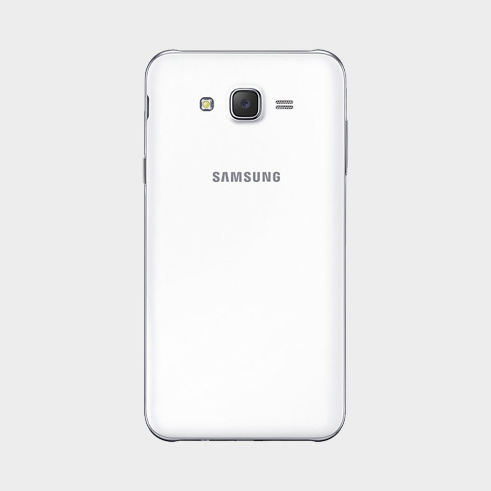 Samsung Galaxy J700 Back View