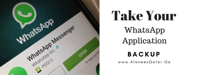 How to Take Backup of Your WhatsApp Application