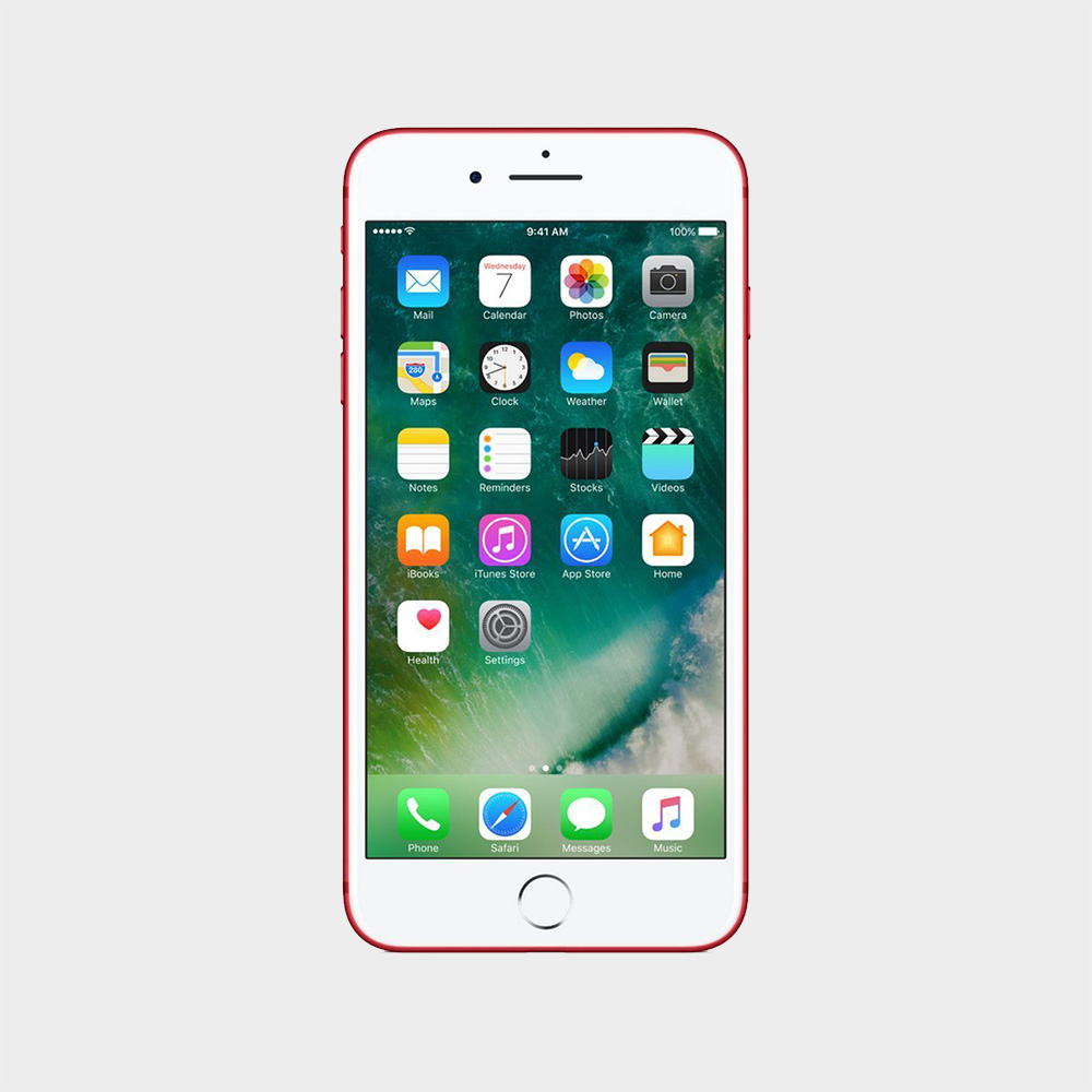Apple iPhone 7 Plus Red 256GB Price in Qatar & Doha - AlaneesQatar Qa