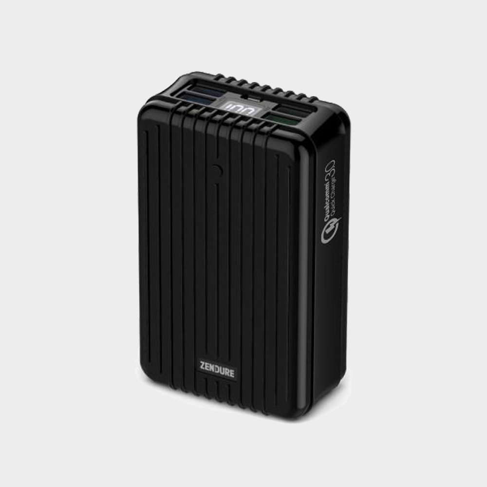 ZENDURE A8 QC PORTABLE CHARGER (26,800 MAH) – BLACK