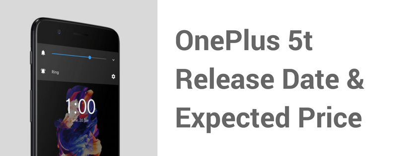 oneplus 5t release date and expected price in qatar and doha