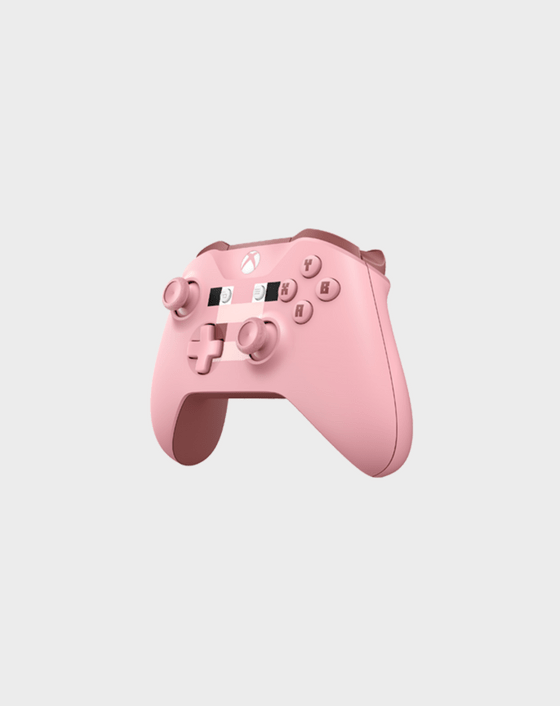 Xbox Wireless Controller – Minecraft Pig