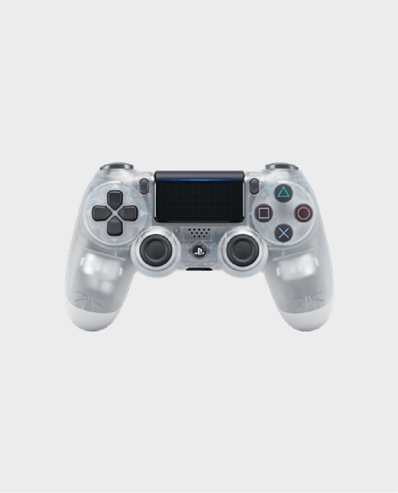 DualShock 4 Wireless Controller for PlayStation 4 (2nd Generation) - Crystal Edition