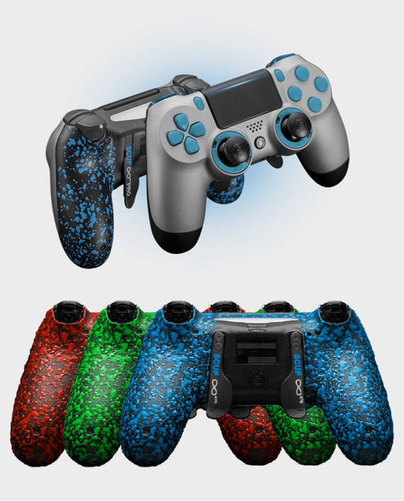 SCUF Infinity4PS Professional Controllers for PlayStation® 4 and PC