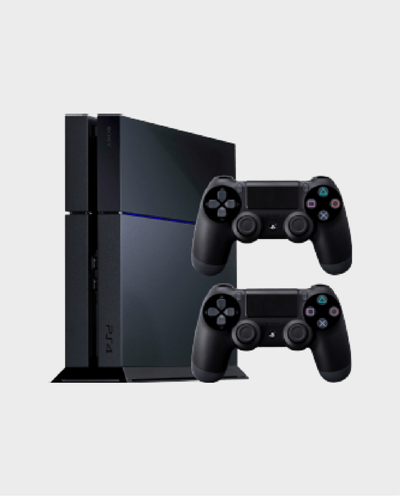 Playstation 4 slim arabic 1tb console with 2 controller price in qatar alaneesqatar qa - Playstation 2 console price ...