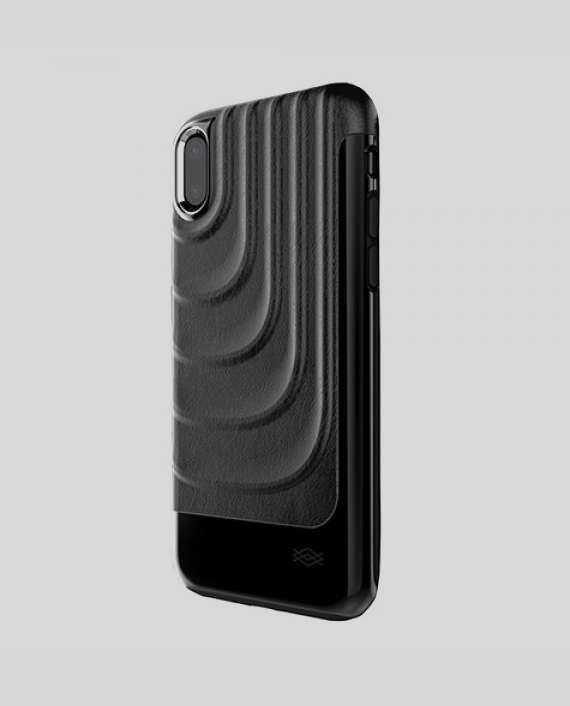 X-Doria Spartan iPhone X Black