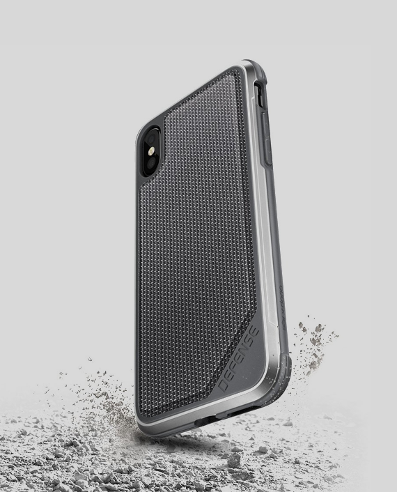 iPhone X Case Defense Lux Ballistic Nylon