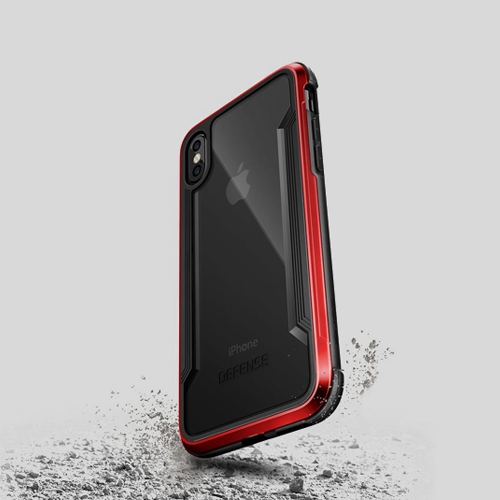 iPhone X Case Defense Shield-two