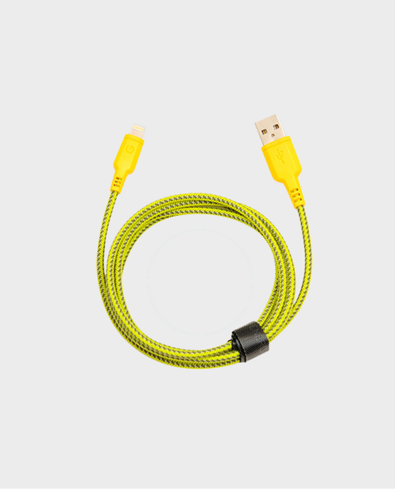 Energea Nylon Tough Rapid Charge and sync lighting cable 1.5M