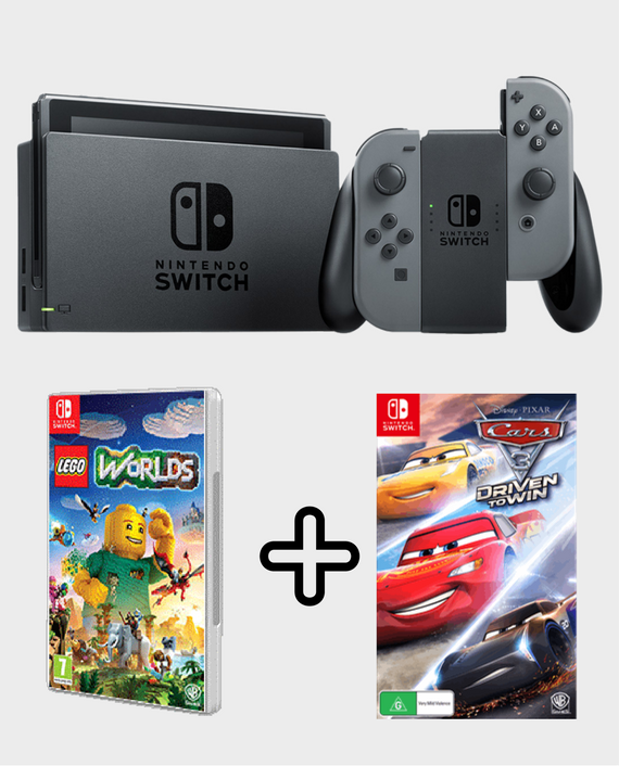 nintendo switch availability in qatar and doha