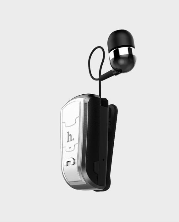 HOCO Bluetooth V4.0 Retractable Clip-on Headset – E4