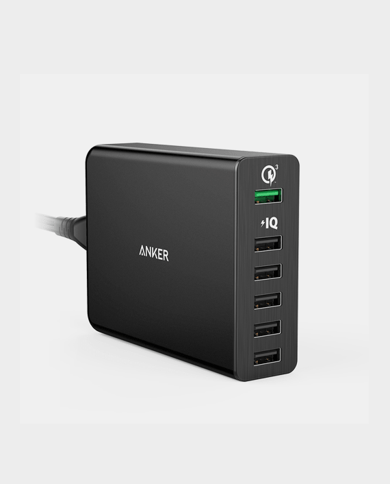 Anker Powerport 6 Quick Charger 3 0 Online In Qatar