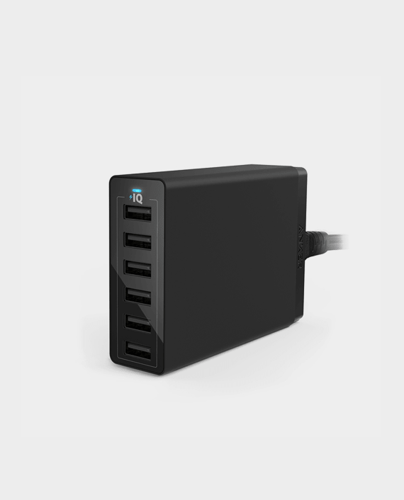 Anker 60w 6 Port Desktop Charger Online In Qatar