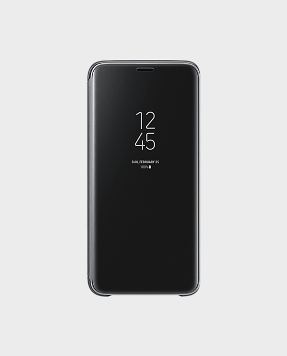S9 Clear View Standing Cover in Qatar