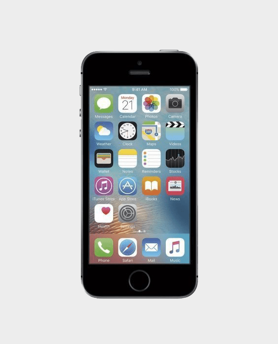 Apple iPhone SE black price in qatar