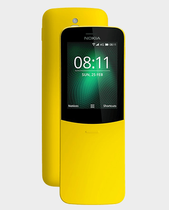 Nokia 8110 4G Price in Qatar and Doha