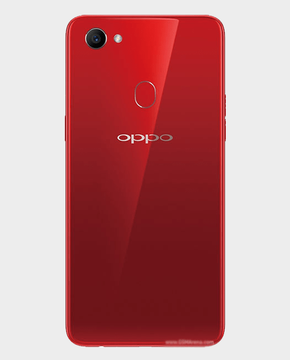 Oppo Mobiles Phone Red Color