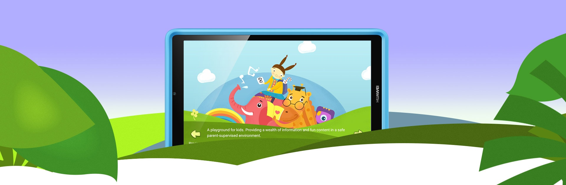 Huawei MediaPd Tab T3-7-kids