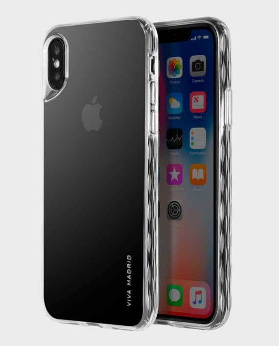 Viva Madrid Glosa Clear For iPhone X in Qatar and Doha