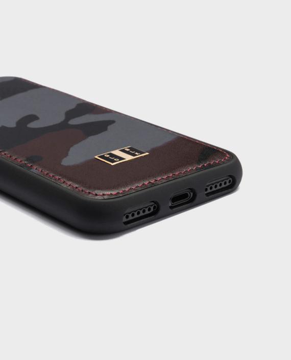 iPhone 8 Gold Black Case in Qatar