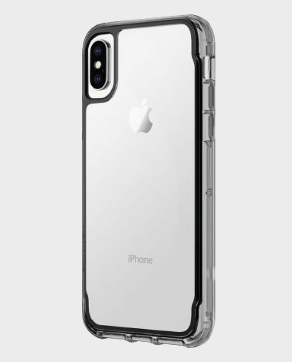 Apple iPhone X Transparent Case in Qatar