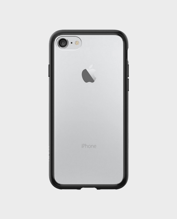 Spigen iPhone 8 case Ultra Hybrid Black in Qatar