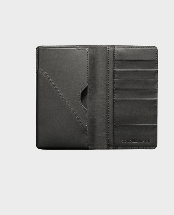 Gold Black Smart Wallet Billion Unico Black