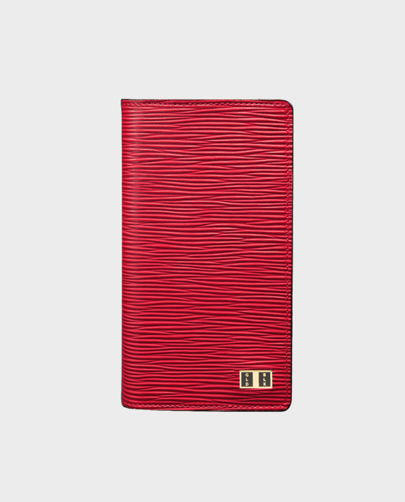 Gold Black Smart Wallet Billion Unico Red in Qatar