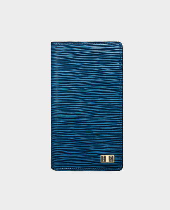 Gold Black Smart Wallet Billion Unico Blue in Qatar