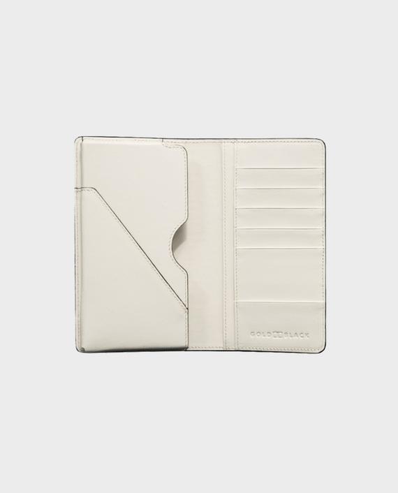 Gold Black Smart Wallet Billion Unico White