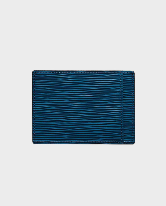 Gold Black Card Holder Bill Unico Blue in Qatar