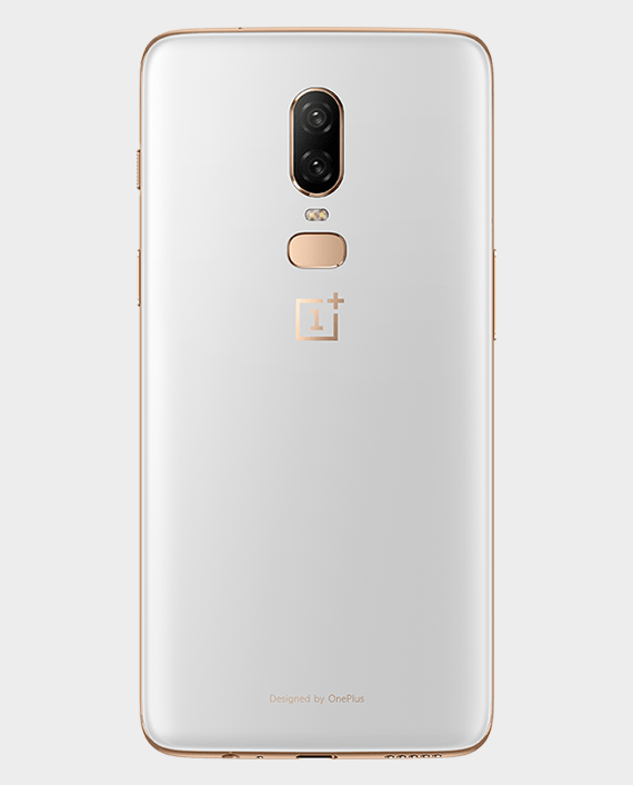 OnePlus 6 Silk White Limited Edition in Qatar Lulu