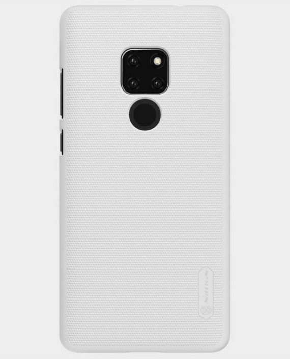 Nillkin Super Frosted Shield Case For Huawei Mate 20 Price in Qatar souq
