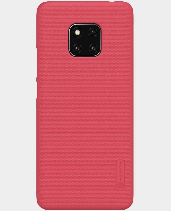 Nillkin Super Frosted Shield Case For Huawei Mate 20 Pro Price in Qatar