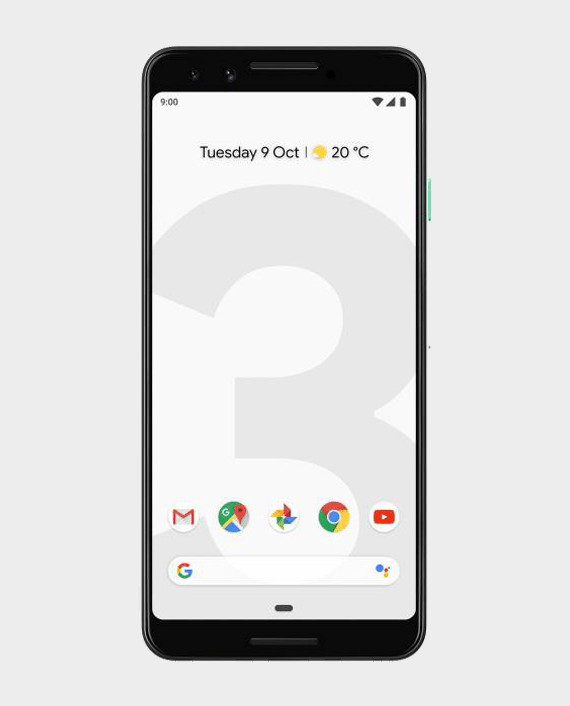 Google Pixel 3 Price in Qatar and Doha