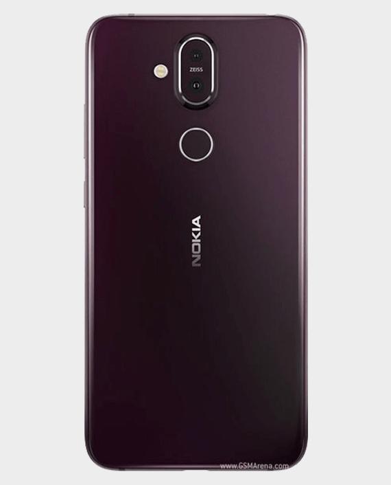 Nokia 8.1 in Qatar Lulu - Ansar Gallery - Jarir - Ooredoo - Vodafone