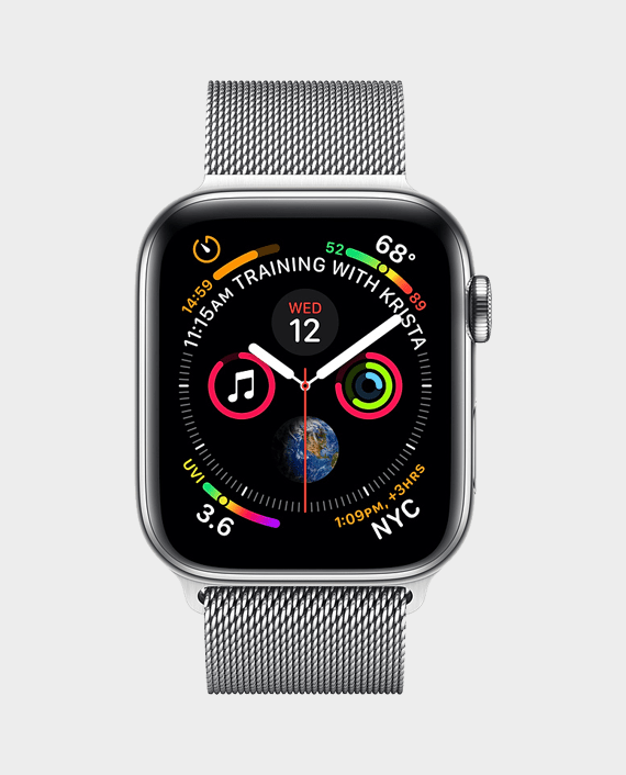 Buy Apple Watch Series 4 GPS Cellular 44mm in Qatar - AlaneesQatar Qa