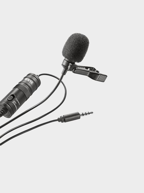 lavalier microphone qatar