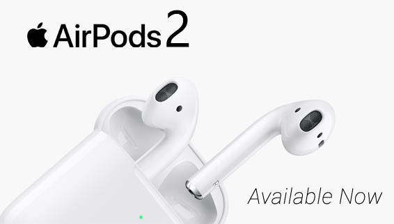 Apple Airpods 2 Available Now in Qatar