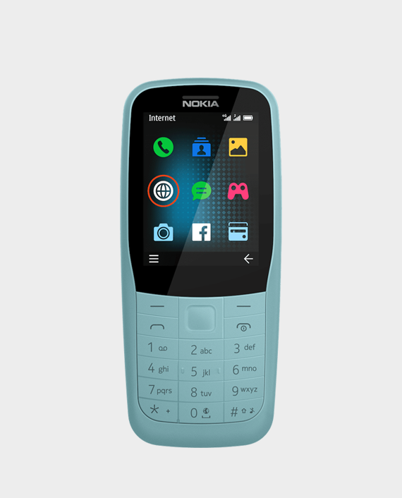 Nokia 220 4G Price in Qatar and Doha