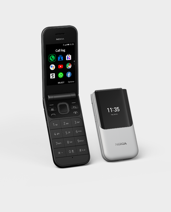 Nokia 2720 Flip Price in Qatar and Doha