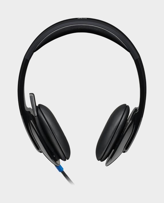 Logitech H540 USB Computer Headset in Qatar
