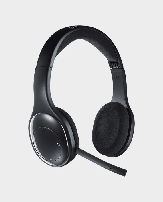 Logitech H800 Bluetooth Wireless Headset in Qatar
