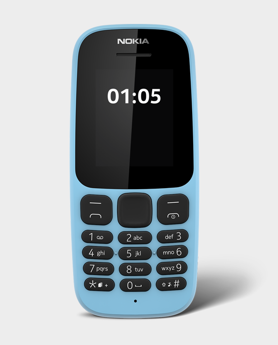 Nokia 105 Dual Sim Price in Qatar and Doha