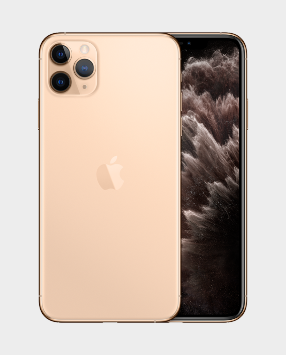 Apple iPhone 11 Pro Max 512GB Gold in Qatar