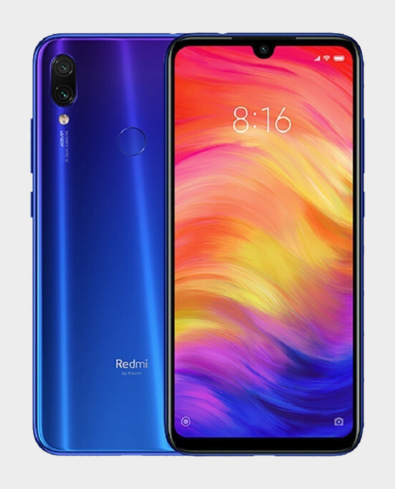 xiaomi redmi note 7 blue in qatar