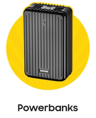 Powerbanks in qatar