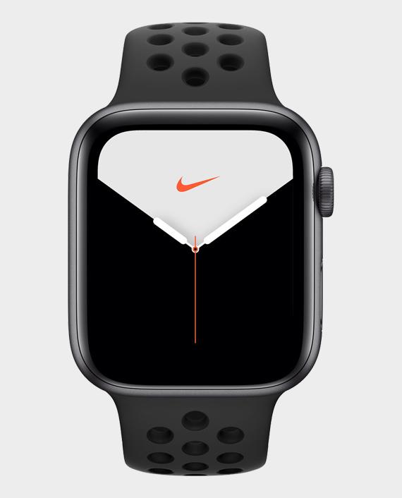 Apple Watch Series 5 44MM - MX3W2LL Nike Edition in Qatar