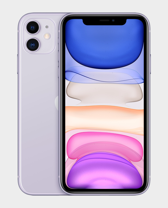 Apple iPhone 11 128GB Purple in Qatar